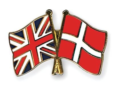 danish and english